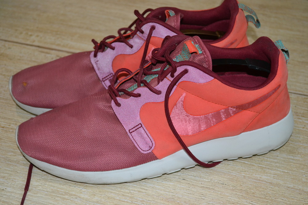 Nike Men roshe run hyp Premium  44р кроссовки беговые . Оригинал фото №2