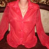 Красивая блуза, делового стиля.