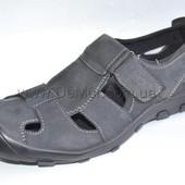 Туфлі-босоножки ОККО шкіра 42 43 44