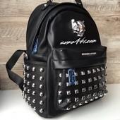Модный стильный рюкзак Philipp Plein