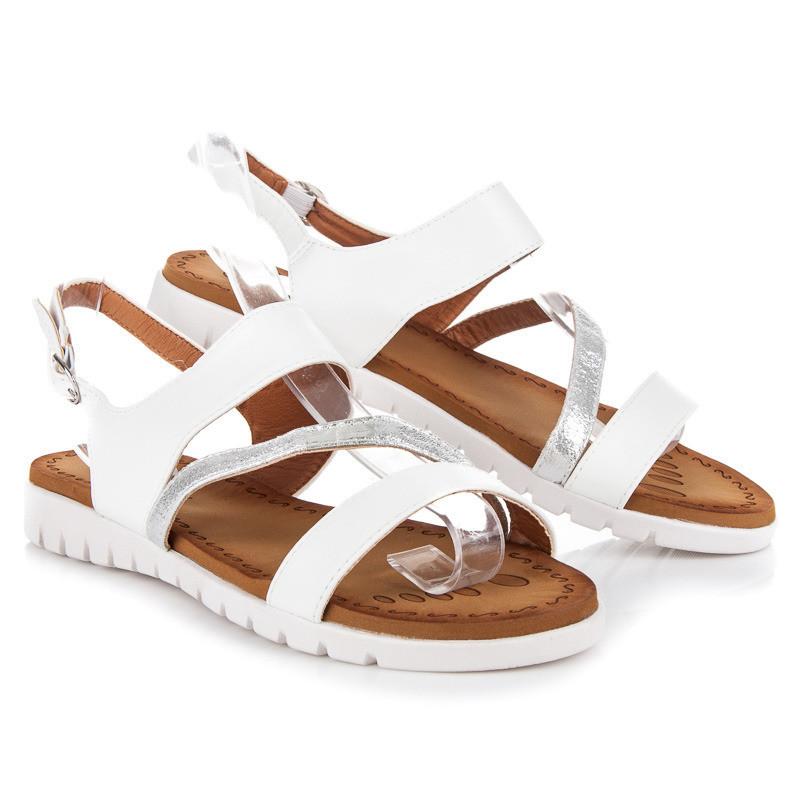 Удобные летние сандалии фото №1