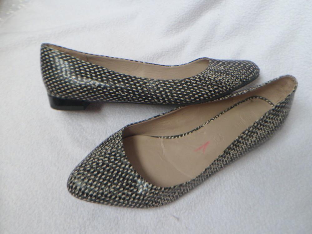 Footglove оригинальные кожаные туфли 6 фото №1