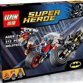 Конструктор Super Heroes 242дет. 0703