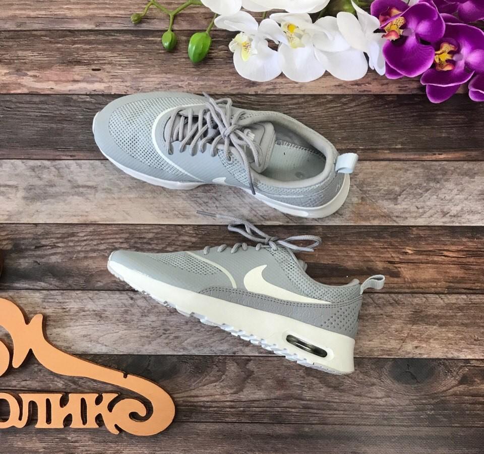 Фирменные беговые кроссовки Nike из дышащего текстиля  SH2501 фото №1