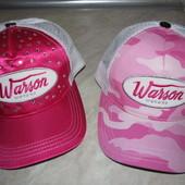 Кепки-реперки женские Warson Motors