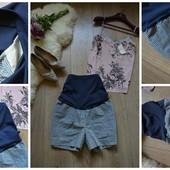 Шикарные шорты для беременных Gap р-р М