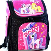 Ранец школьный ортопедический Pony