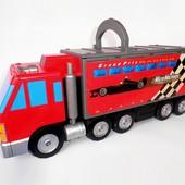 Раскладной фургон Hasbro машина грузовик хасбро