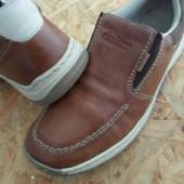 Туфли Rieker оригинал размер 41-42-длина стельки 27,5 см