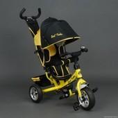 Акция!Детский трёхколёсный велосипед, велоколяска Best Trike,8 цветов!
