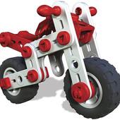 Meccano Конструктор мотоцикл 3 в 1 Junior 6026957 mighty cycles super motos