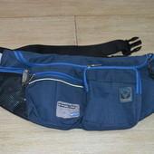 Quiksilver сумка спортивная туристическая на пояс. Оригинал. Мужская.
