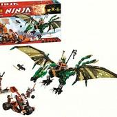 Конструктор Ninjago 603дет. 1052