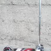 Трехколесный самокат Kickboard до 100 кг.