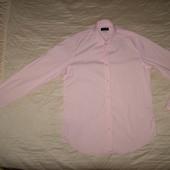 Красивая рубашка Zara разм.L