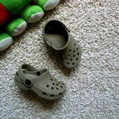 Легкие удобные Crocs 14 см стелька