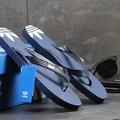 Вьетнамки мужские Adidas dark blue