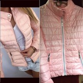 Стильная курточка  синтепон 150, на подкладе  42-44, 44-46 (2б