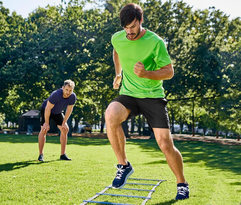 Мужские спортивные шорты  Tchibo L фото №1