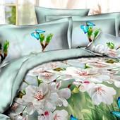 Комплект постельного белья Теплый день ,ранфорс