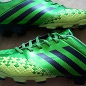 Бутсы фирменные Adidas predito р.44-27.5см