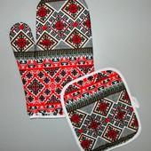 Прихватка и рукавица для кухни