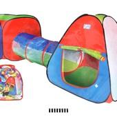 Детская палатка с трубой A999-148