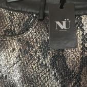 оригинальные брюки под рептилию NU Denmark