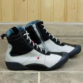 Спортивные кожаные ботинки Wolky 1453 Smash Голландия 38р. 24,5 см.