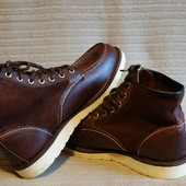 Очень красивые комбинированные кожаные ботинки Cox Германия 42 р.