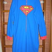 Пижама флисовая, размер ХL, рост до 190 см