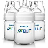Бутылочка Philips Avent Classic +по 120 мл-3 шт.