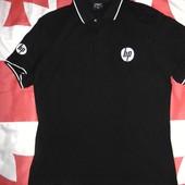 Стильная фирменная тениска поло футболка FGK л