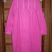Халат флисовый, размер XL