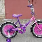 Мустанг Принцесса Mustang Princess 14 16 18 20 велосипед детский двухколесный