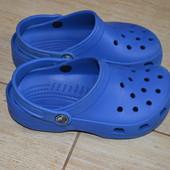 Crocs 32-33р аквашузы сандалии шлепанцы оригинал