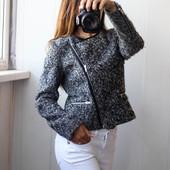 курточка-пиджак 50% шерсть