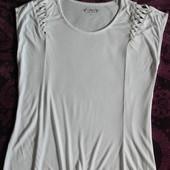 Белая оригинальная футболка Cato  из США!