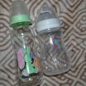 новые антиколиковые бутылочки Parent's choice США 0-3 мес