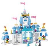 Конструктор замок Frozen 37027, 273 дет