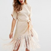 Красивое платье Asos, XXL