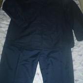 Костюм мужской военный(полицейский синий)