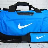 Спортивная сумка Nike, дорожная сумка Найк с отделом для обуви КСС51-2