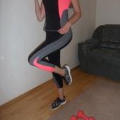 S-M  костюм для тренировок