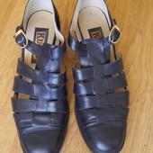 Туфлі шкіряні розмір 40 стелька 26,5 см Kuoio