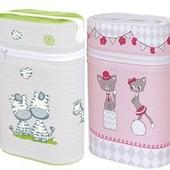 Термоупаковка двойная Ceba Baby для 2 бутылочек Польша