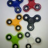 Спиннер, Spinner  игрушка для всех  Пластиковые спиннеры с утяжелителем. Акция