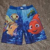 3d шорты Nemo мальчику на 2-3 года Англия