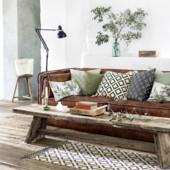 H&M Home новые чехлы на подушки 50 на 50 100% хлопок