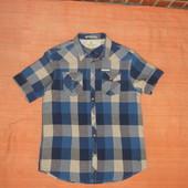 Тенниска рубашка  Scotch Soda eur-M разм наш~46-48 оригинал